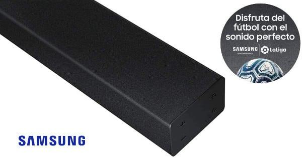 Barra de sonido Samsung HW-T400 Bluetooth barata, barras de sonido baratas, chollo