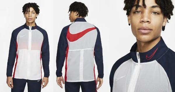 Chaqueta Nike Academy barata, ropa de marca barata, ofertas en chaquetas chollo
