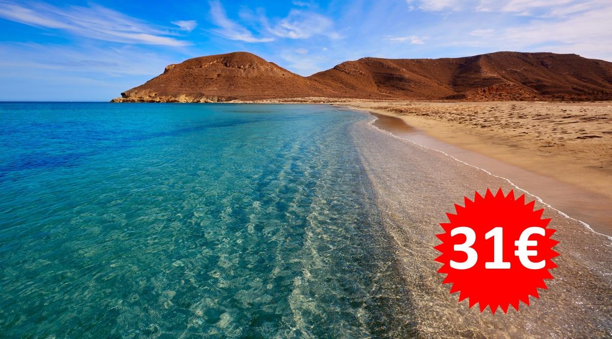 Escapada a Almería barata, hoteles baratos, ofertas en viajes chollo