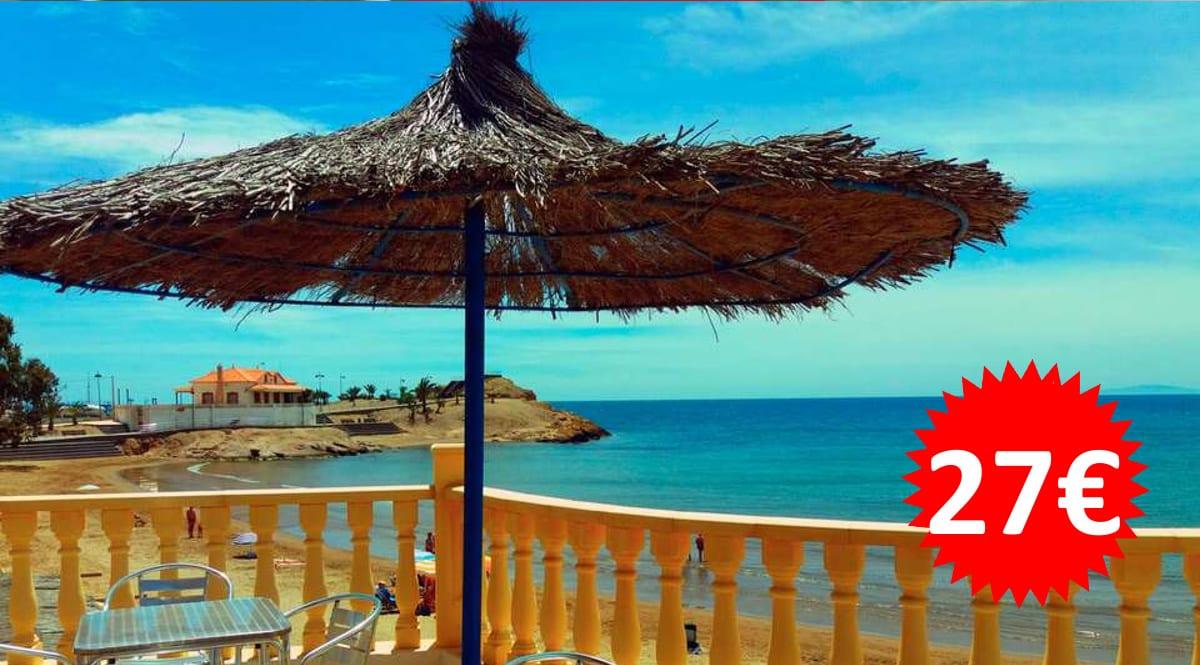 Escapada a la Costa Cálida, hoteles baratos, ofertas en viajes, chollo