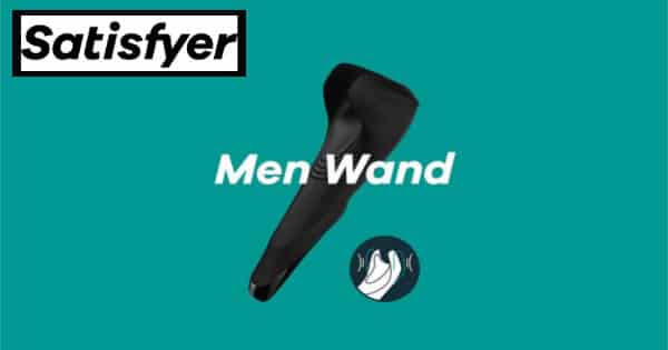 Estimulador Satisfyer Men Wand barato. Ofertas en Satisfyer, Satisfyer barato, chollo
