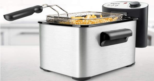 Freidora compacta Taurus F3 barata, freidoras baratas, ofertas cocina, chollo