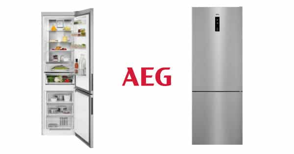Frigorífico Combi AEG RCB73831TX barato, frigoríficos baratos, chollo