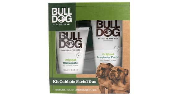 Pack de cuidado facial para hombre Bulldog barato, cremas hidratantes baratas, ofertas en cremas, chollo