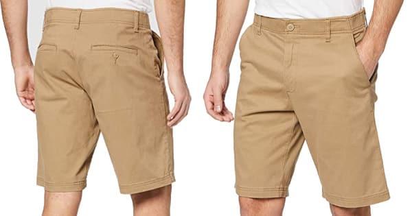 Pantalones cortos Lee Extreme Motion baratos, ropa de marca barata, ofertas en pantalones chollo