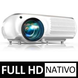 Proyector TOPTRO Full HD barato. Ofertas en proyectores, proyectores baratos