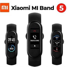 Pulsera Xiaomi Mi Band 5 barata, pulseras baratas