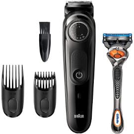 Recortadora de barba BT5242 y maquinilla Gillette Fusion5 ProGlide barata, ofertas afeitadoras