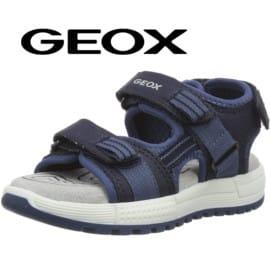 Sandalias Geox J Sandal Alben Boy para niños baratas. Ofertas en calzado para niños, calzado para niños barato