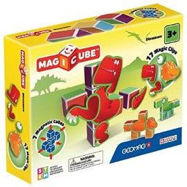 Set Geomag Magicube Dinosaurs barato, juguetes baratos, ofertas para niños