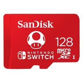 Tarjeta microSDXC SanDisk de 128GB para Nintendo Switch barata, tarjetas para Switch baratas