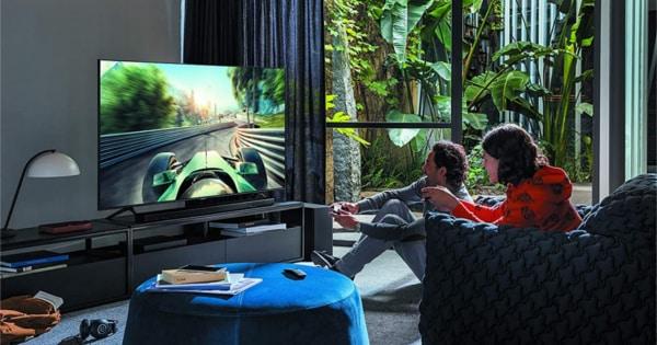 Televisor Samsung QLED QE65Q70T barato. Ofertas en televisores, televisores baratos, chollo
