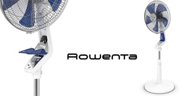 ¡¡Chollo!! Ventilador Rowenta Mosquito Silence VU6410 sólo 99.90 euros.