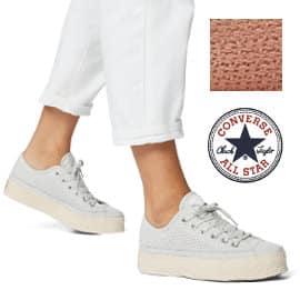 Zapatillas Converse Chuck Taylor Espadrille baratas, calzado barato, ofertas en zapatillas