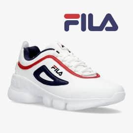 Zapatillas Fila Wisteria 2 Evo baratas, calzado barato, ofertas en zapatillas
