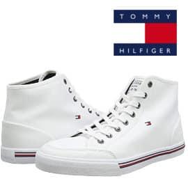 Zapatillas para hombre Tommy Hilfiger Core Corporate High baratas, zapatillas de marca baratas, ofertas en calzado