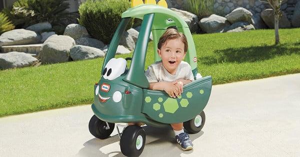 Andador para niños Dino Little Tikes barato, andadores baratos, chollo