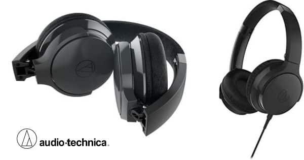 Auriculares Audio-Technica ATH-AR3iS baratos, ofertas en auriculares, auriculares de diadema baratos, chollo