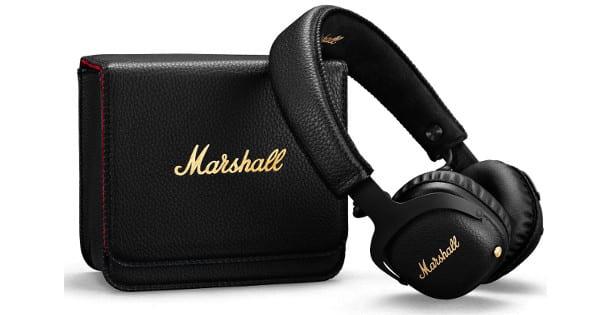 Auriculares Bluetooth Marshall Mid Active baratos, auriculares baratos, chollo