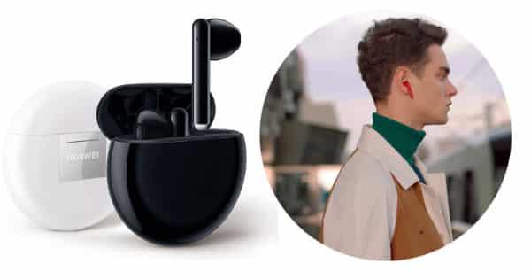 Auriculares Huawei Freebuds 3 baratos. Ofertas en auriculares, auriculares baratos, chollo