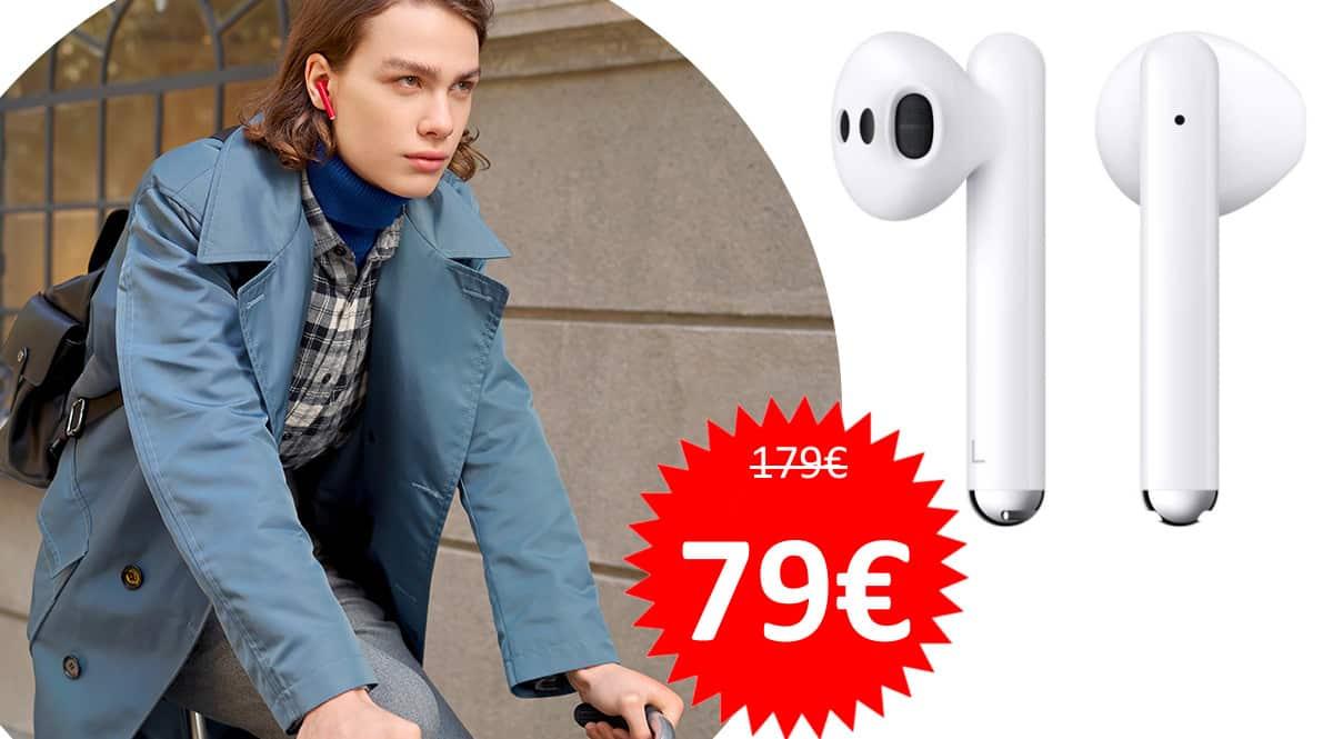 Auriculares Huawei Freebuds 3 baratos. Ofertas en auriculares, chollo