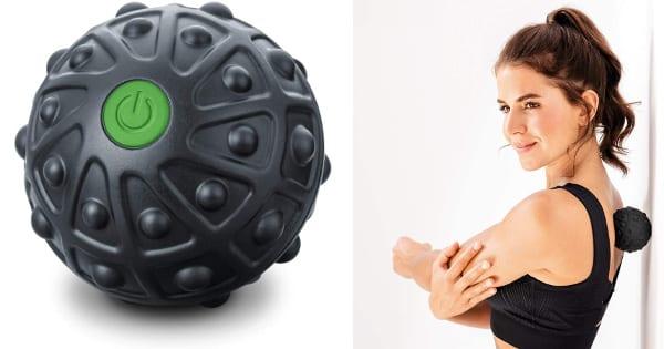Bola de masaje con vibración Beurer MG10 barata, masajeadores baratos, ofertas salud y cuidado personal, chollo