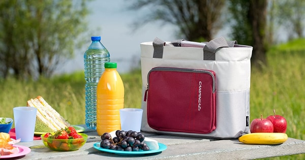 Bolsa frigorífica Campingaz Urban Picnic Coolbag barata, bolsas térmicas baratas, ofertas mochilas, chollo