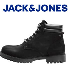 Botas Jfwstoke Nubuck de Jack & Jones baratas, botas para hombre baratas, ofertas en calzado