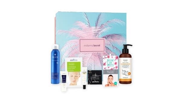 Caja MiFarma Secret barata, cosméticos baratos, ofertas en farmacia, chollo
