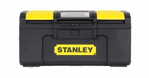 Caja de herramientas Stanley barata, cajas de herramientas baratas, chollo