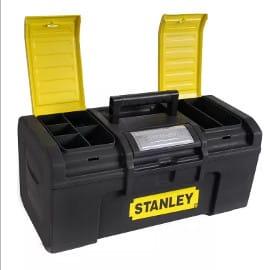Caja de herramientas Stanley barata, cajas de herramientas baratas