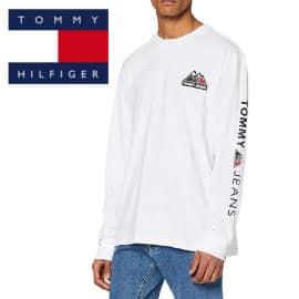 Camiseta ToCamiseta Tommy Hilfiger USA Mountain Logo barata, camisetas baratas, ofertas ropammy Hilfiger USA Mountain Logo barata, camisetas baratas, ofertas ropa