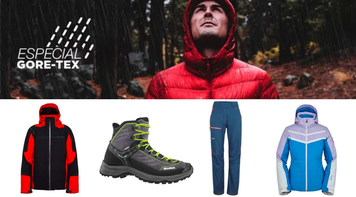Campaña Operación GoreTex. Ofertas en ropa de marca, ofertas en calzado, ropa de marca barata, calzado barato, chollo