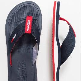 Chanclas Tommy Jeans Comfort Footbed Beach baratas, chanclas baratas