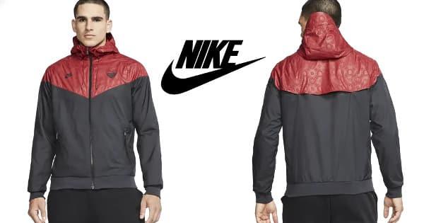 Chaqueta Nike A.S. Roma barata, ropa de marca barata, ofertas en material deportivo chollo