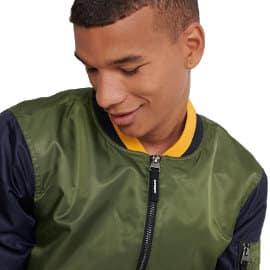 Chaqueta Superdry Flight Bomber barata, ropa de marca barata, ofertas en chaquetas