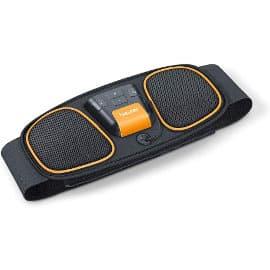 Cinturón de electroestimulación abdominal Beurer EM 32 barato, electroestimuladores musculares baratos, ofertas en material deportivo