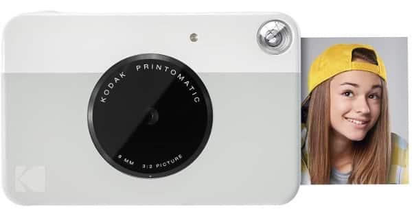 Cámara instantánea Kodak Printomatic barata, cámaras baratas, chollo