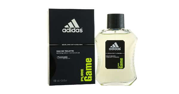 Colonia para hombre Adidas Pure Game barata, colonias baratas, ofertas para ti, chollo