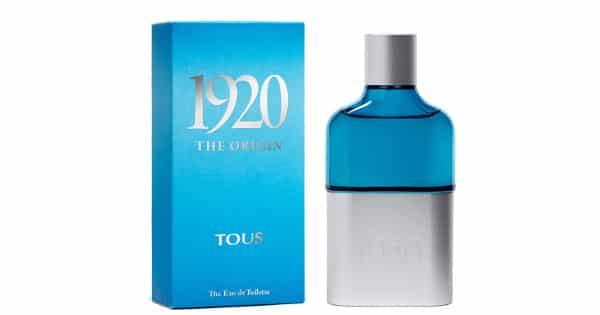 Colonia para hombre TOUS 1920 The Origin de 100ml barata, colonias baratas, ofertas belleza, chollo