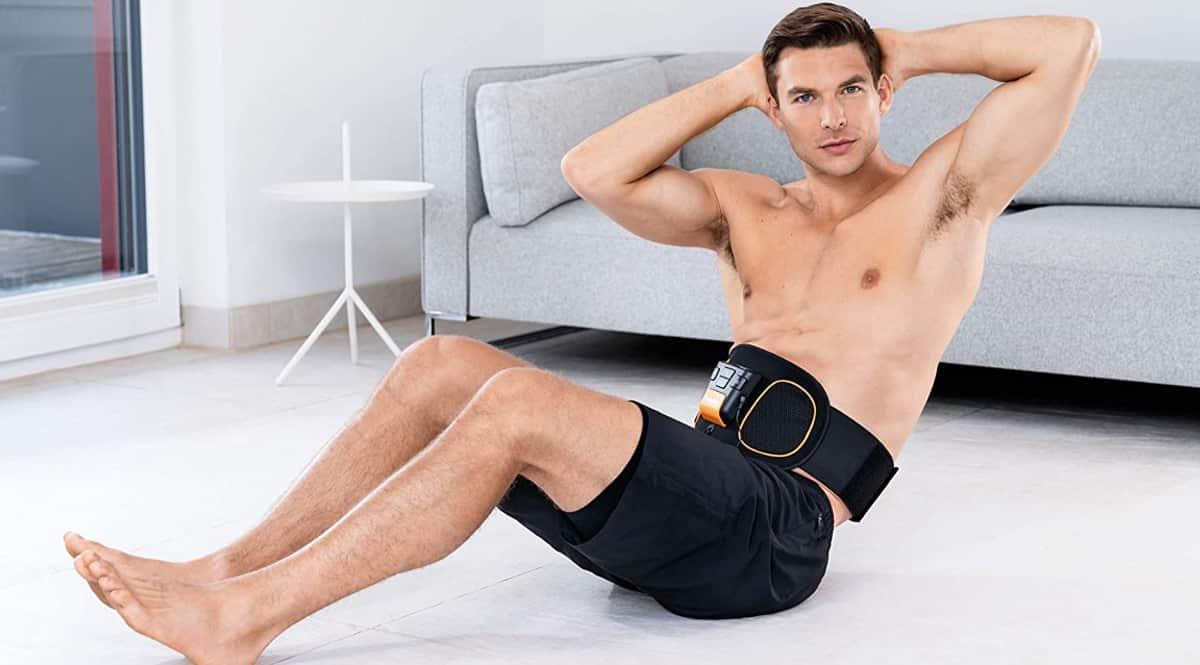 Electroestimulador abdominal Beurer Em 32 barato, cinturones abdominales baratos, ofertas cuidado personal, chollo
