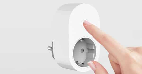 Enchufe inteligente WiFi Xiaomi Mi Smart Power Plug barato, enchufes inteligentes baratos, chollo