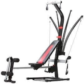 Gimnasio multiestación casero Bowflex PR1000 barato, aparatos musculación baratos, ofertas deporte