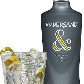 Ginebra Ampersand barata, ginebras baratas