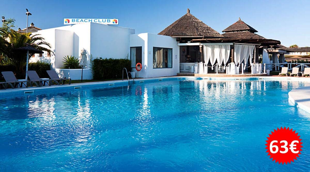 Hotel Resort en Islantilla barato, hoteler baratos, ofertas en viajes, chollo