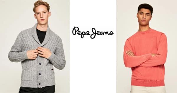 Jerséis Pepe Jeans baratos. Ofertas en ropa de marca, ropa de marca barata, chollo