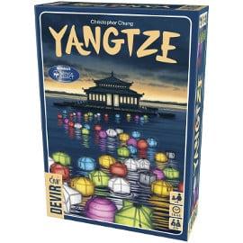 Juego de mesa Devir Yangtze barato, juegos de mesa baratos