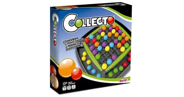 Juego educativo Collecto de Lúdilo barato, juegos baratos, chollo