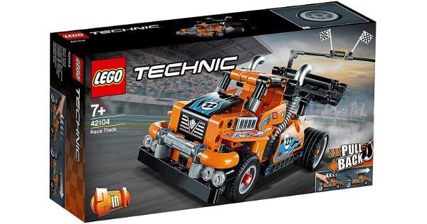LEGO Technic Camión de Carreras barato, LEGO baratos, chollo