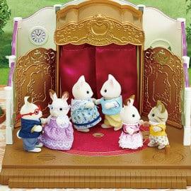 Muñecas Sylvanian Families - Teatro de Ballet baratas, muñecas baratas